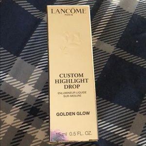 Lancôme Custom Sculpting Drop Golden GLOW  Liquid